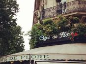 Cafe Flore It's Always Paris #throwback #pfw...