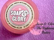 Soap Glory Righteous Butter Review