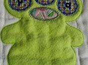 Monster Burp Cloth. Free Shipping Within PersonalFlair