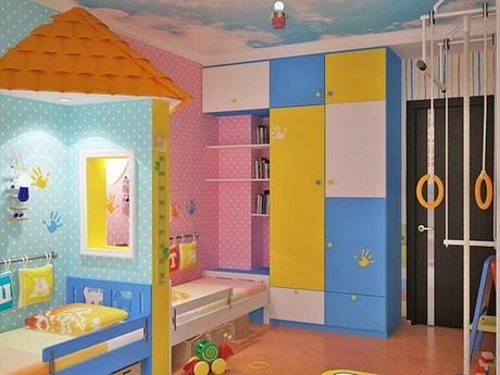 girl and boy in same room   26 Best Girl And Boy Shared Bedroom Design Concepts