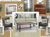 E-Design: NDJ's Living Room