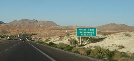 Moapa Indian Reservation in Nevada. (Credit: Flickr @ Ken Lund http://www.flickr.com/photos/kenlund/)