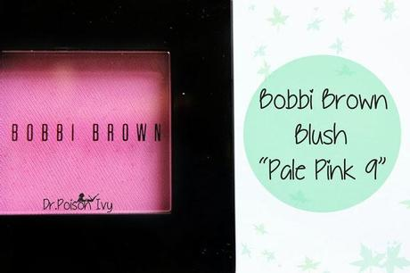 Bobbi Brown Blush Pale Pink Review - Paperblog