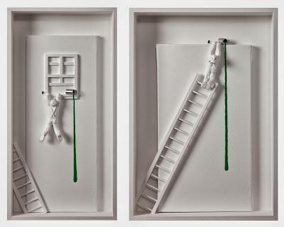 3 D Wall Art 3d wall artlesley taylor - paperblog