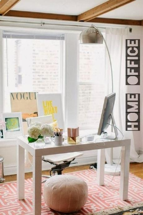 Home office layout and inspiration