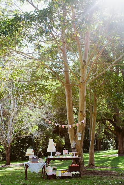 A Spring Garden Party by Wild Rose Sweets & Styling
