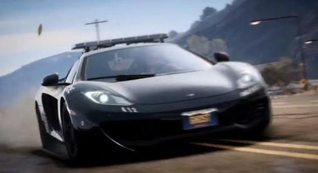 New Need For Speed Rivals Trailer Highlights Cop Pursuit Gameplay