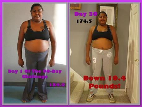 Lauren S 30 Day Weight Loss Update I M Gonna Have A Mighty Fine