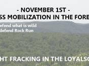 Marcellus Shale Earth First! Action Camp Mobilization Defend Loyalsock