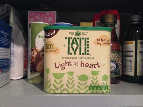 tate and lyle light at heart brown sugar stevia blend diabetic cake recipe