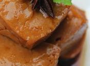 Soya Sauce Braised Firm Tofu/ Pork