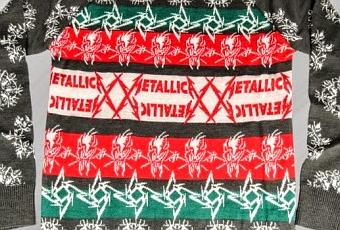 all i want for christmas is a metallica cosby sweater paperblog - Metallica Christmas Sweater