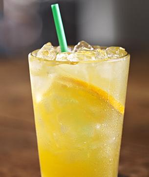 Valencia Orange Starbucks Refreshers™ Beverage