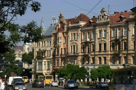 Driving from Krakow to Lviv – A Challenge Worth Accepting - Paperblog 317ad09043c2b