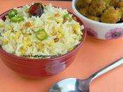 Thengai Sadam Coconut Rice Recipe with