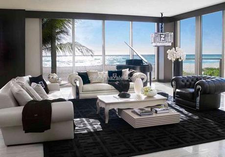 Luxury Interior Design By Fendi Casa Interiors Paperblog