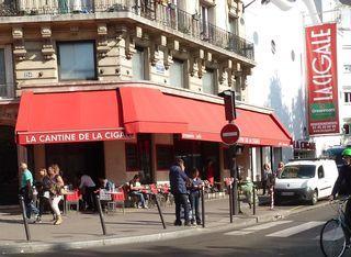 La cantine de la cigale in the 18th etchebest is the best paperblog - La cantine du troquet dupleix ...