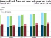 U.S. Largest Petroleum Natural Producer 2013