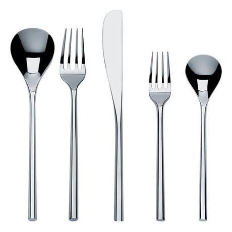 Fun and funky modern tableware paperblog - Funky flatware sets ...