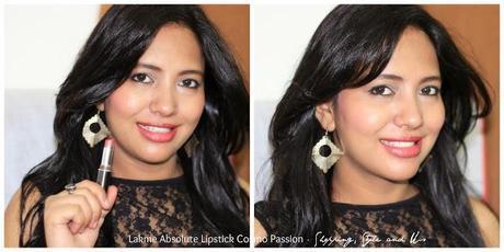 Lakme Absolute Lipsticks Cosmo Pasion