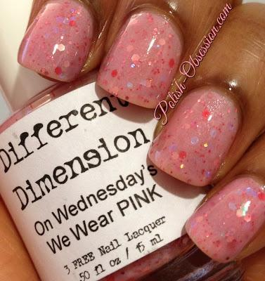 Different Dimension - On Wednesdays We Wear PINK