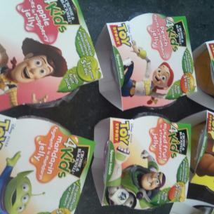 New Fruit Pots from Crosse & Blackwell 4Kids