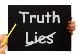 God's Truth beats lies