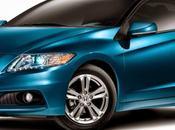 2014 Honda CR-Z Sport Hybrid Sales Started