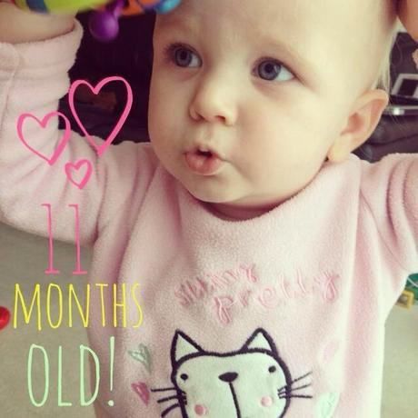 Sienna's 11 month update!!