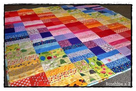 Show & Tell: A quilt for a cause