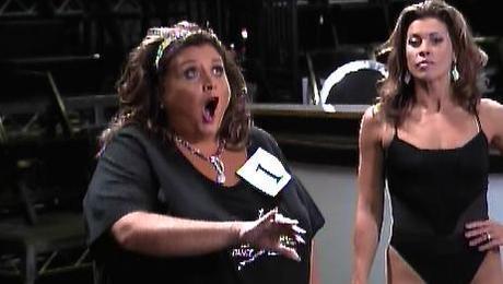Abby's Ultimate Dance Competition: It Was The Rachelle Rak Show. Twerk It. Werk It. Want It. It's Broadway, Baby.
