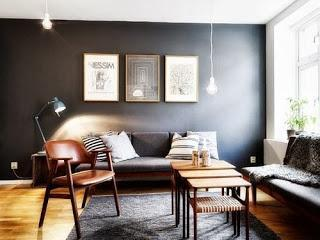 inspiration board | accent wall