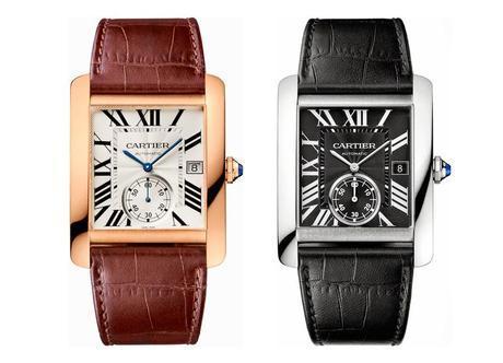 Cartier Tank MC watch