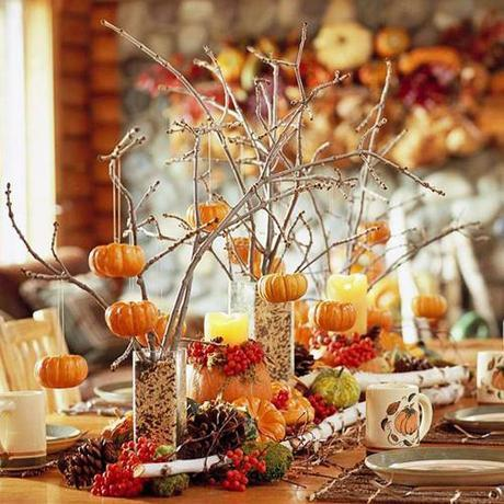 Simone Design Blog Autumn Tablescapes: Why I Love October