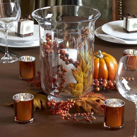 Simone Design Blog Autumn Tablescapes Decorations:Why I Love October