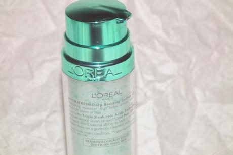 Review of L'Oreal Paris Hydra Fresh Deep Boosting Essence
