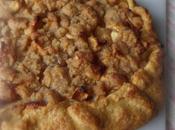 Simple Apple Crostata