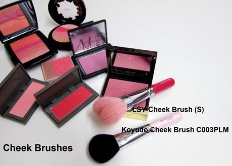 Cheek Brushes