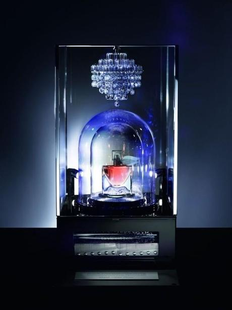 Lancôme Teams Up with Baccarat for Limited Edition Perfume Boxes