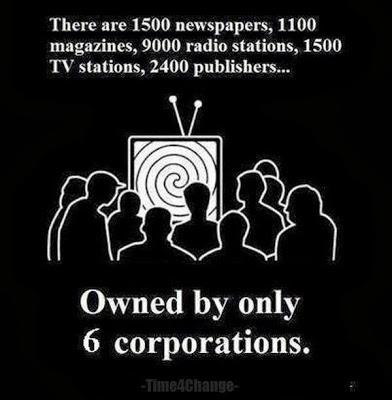 Too Much Media Is Owned By Too Few