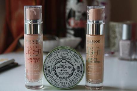 New Bourjois Products.
