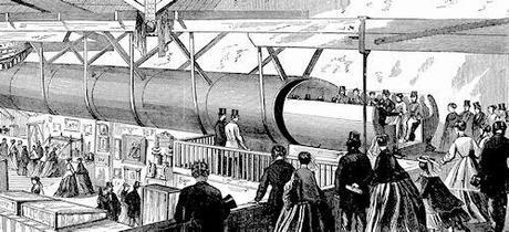 Series Of Tubes: Pneumatic Tube Networks Then And Now