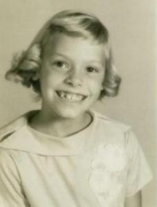 Aileen Wuornos as a child