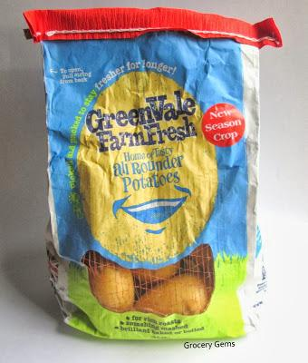 Review: GreenVale Farm Fresh Potatoes