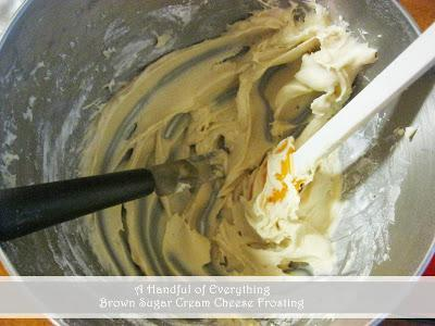 Brown Sugar Cream Cheese Frosting
