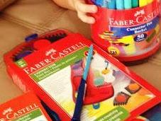 Creative with Faber-Castell