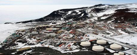 U.S. Government Shutdown Halts Antarctic Research