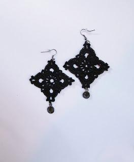 Free Crochet Earring Patterns Paperblog