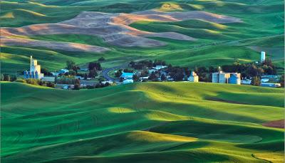 How the Palouse was Lost