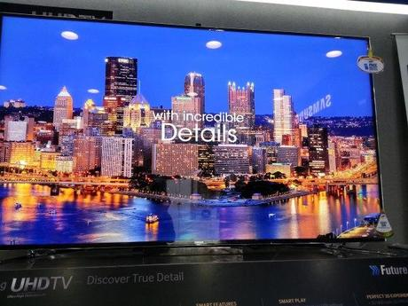 Ultra high definition uhd tv by samsung paperblog - Ultra high def tv prank ...